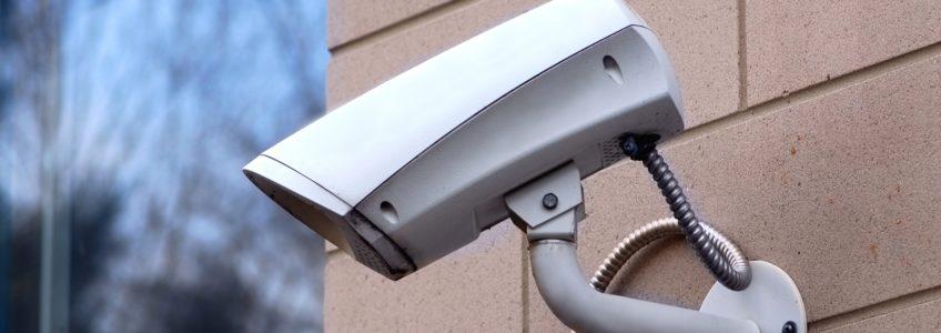 Kameraövervakning arbetsplats